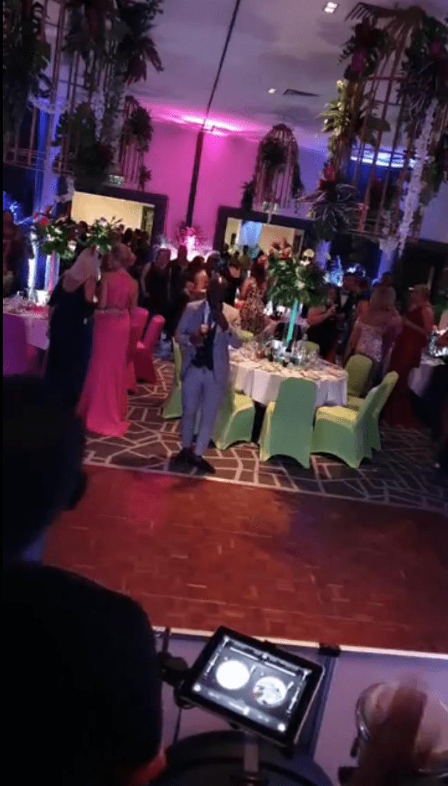 Holiday Inn Caribbean Theme Party