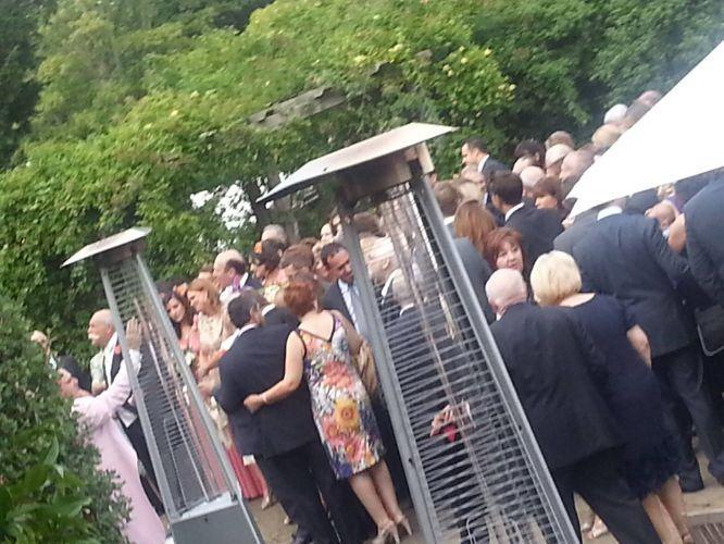 Great Fosters Wedding SteelBand