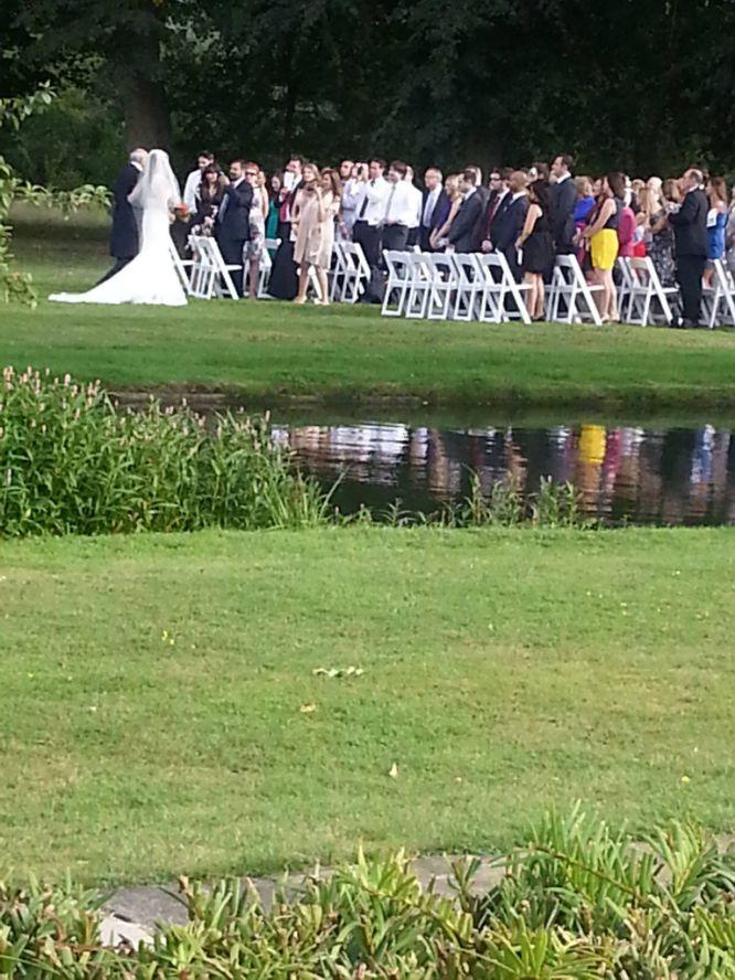 Great Fosters Wedding Venue Steelpan Steelband Music 007