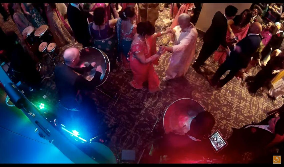 Steelasophical News Feed steel band pan drums Indian wedding