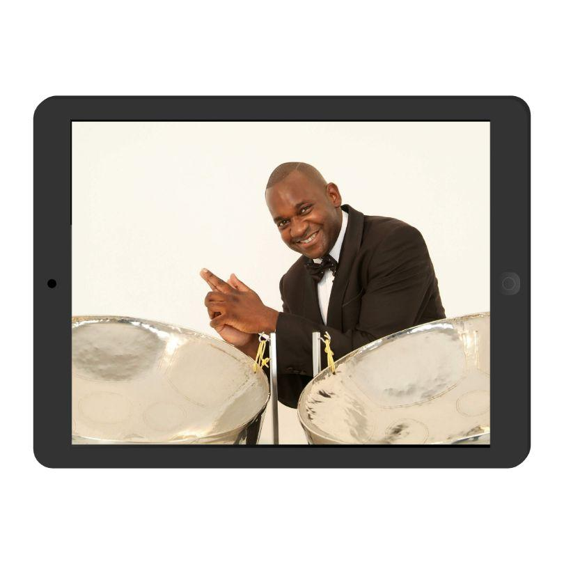 Steelasophical Steel Band ipad