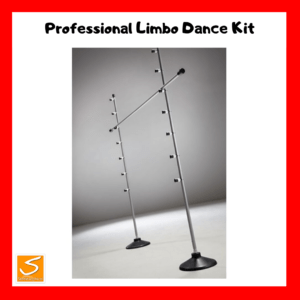 Limbo Dancing Kit Steelasophical Dj dancing uk steel band