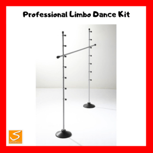 Limbo Dancing Kit Steelasophical Dj Caribbean