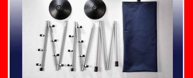 PROfessional LIMBO Dancing KIT + Carry Bag 7