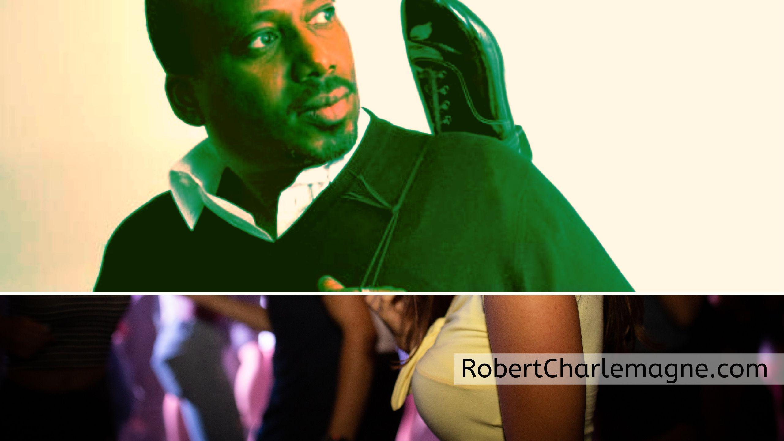 Learn Salsa Robert Charlemagne Teacher RCHosting ertertreter