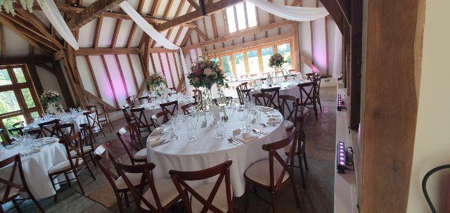 Brookfield Barn Sussex Wedding Venue Steelasophical wedding band steelband 001