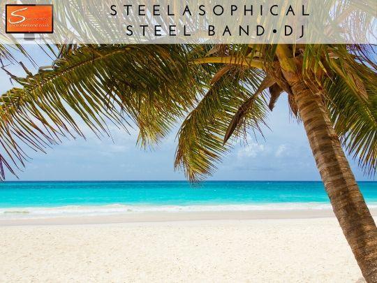Steelasophical Steel Band Hire Reggae Steelpan Band