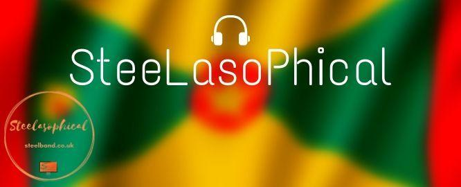 West Indian Island Flags | Steelasophical Steelpan | Grenada