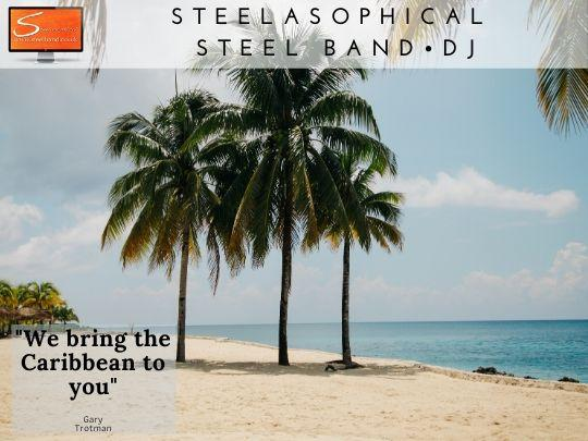 steel drum band for hire 0 Steelasophical Steelband music 4rty