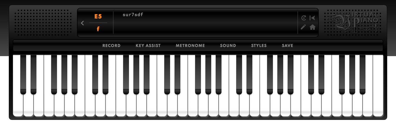 West Star Rehearsal Studio Wycombe Steelasophical steelpan steelband Keyboard