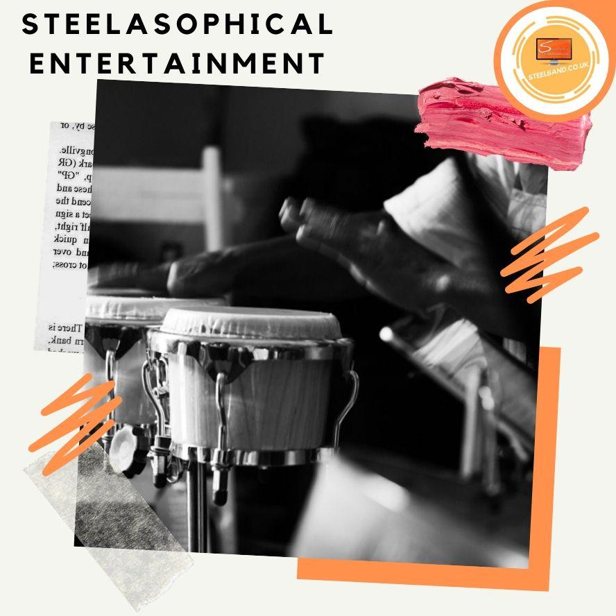 Steelasophical Wedding Band Steelband Steelpan Steemdrum 005