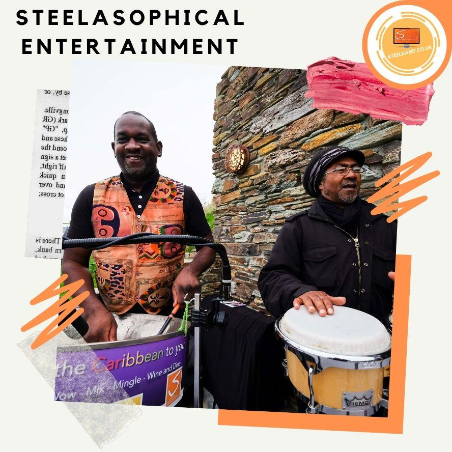 Steelasophical Wedding Band Steelband Steelpan Steemdrum 003