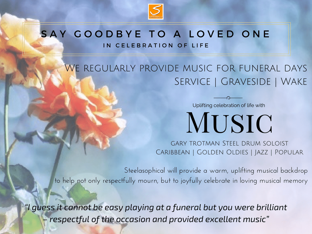 Steelasophical fine farewell funeral music uplifting 02