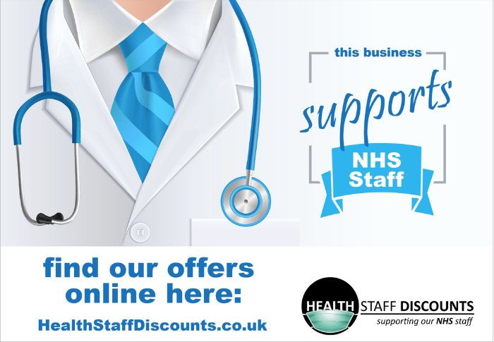 Gary Trotman Steelasophical | supports the NHS