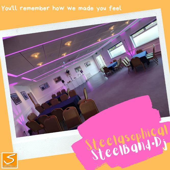 Choose our Steelband and DJ Service uk
