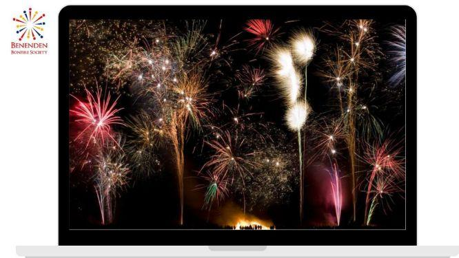 Benenden fireworks bon fire Steelasophical steelpan music
