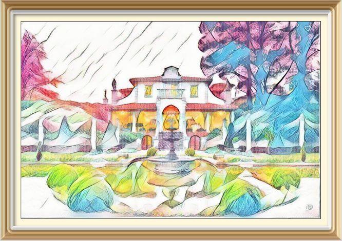 Itallian Villa