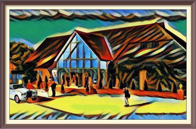 Rivervale Barn wedding Venue Steelasophical steel band Gary Trotman