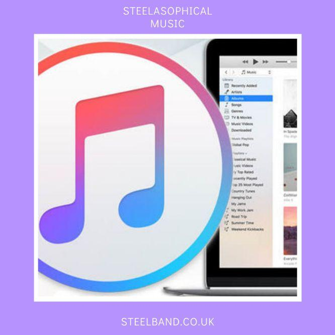 Steelasophical Steel Band Gary Trotman iTunes Music online