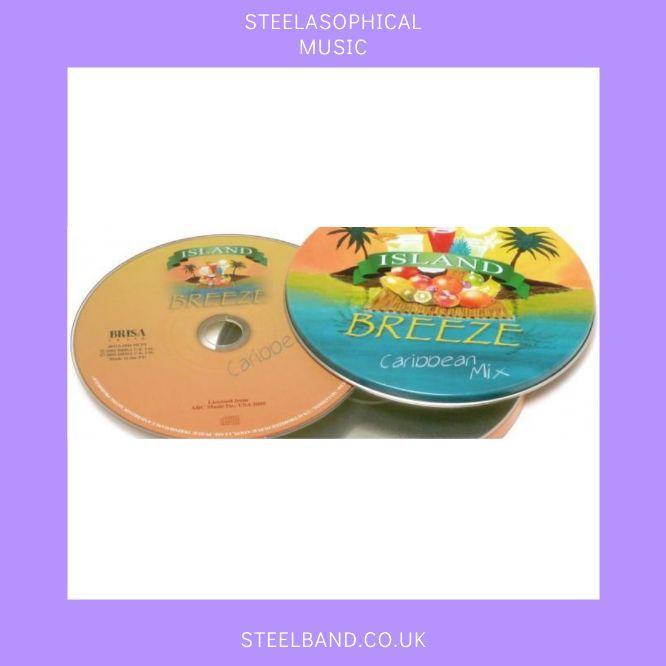 Steelasophical Steelpan band music CD 0rty03