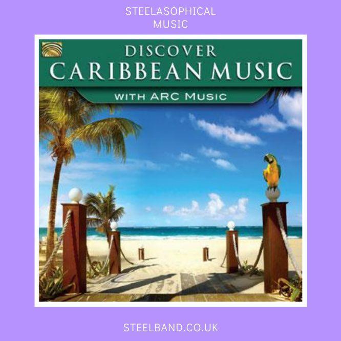 Steelasophical Steelpan band music CD 006