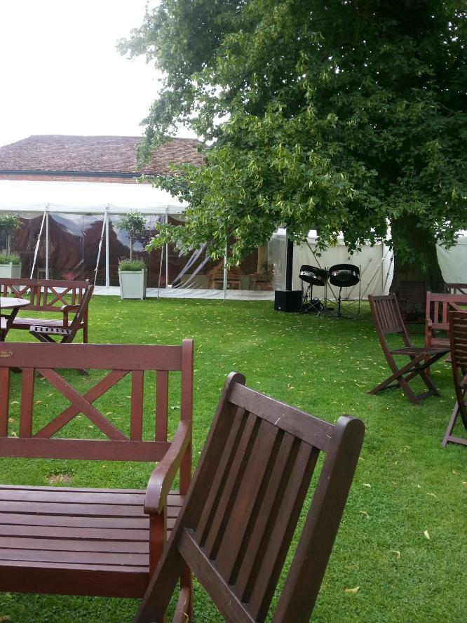 Longstowe Hall | wedding venue Steelasophical Steelpan for your Drinks Reception Book today