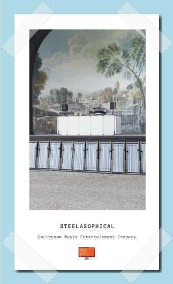 Larmer Tree Gardens Steelasophical Steelband 01