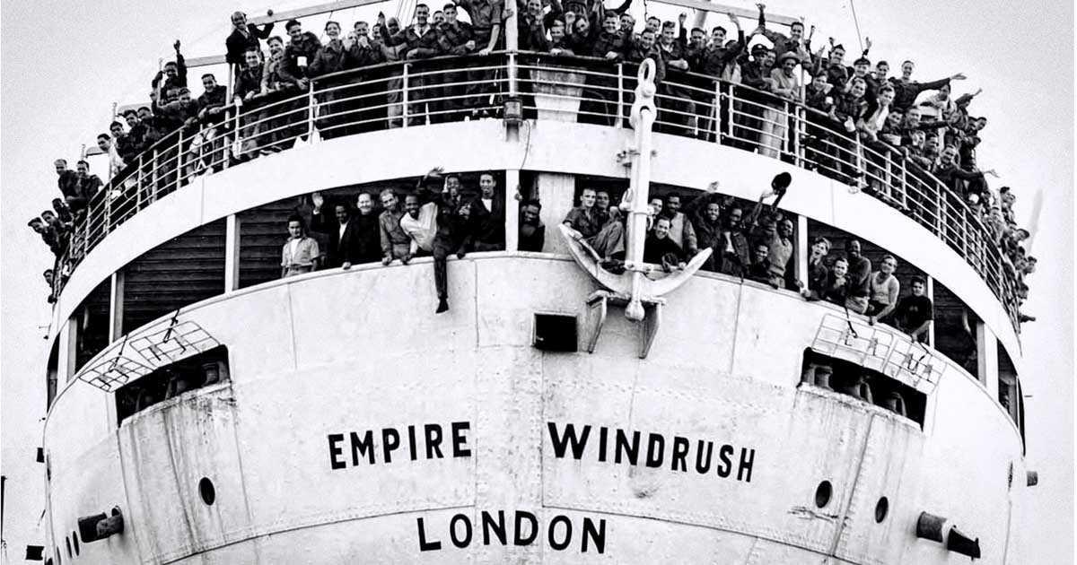 HMT Empire Windrush
