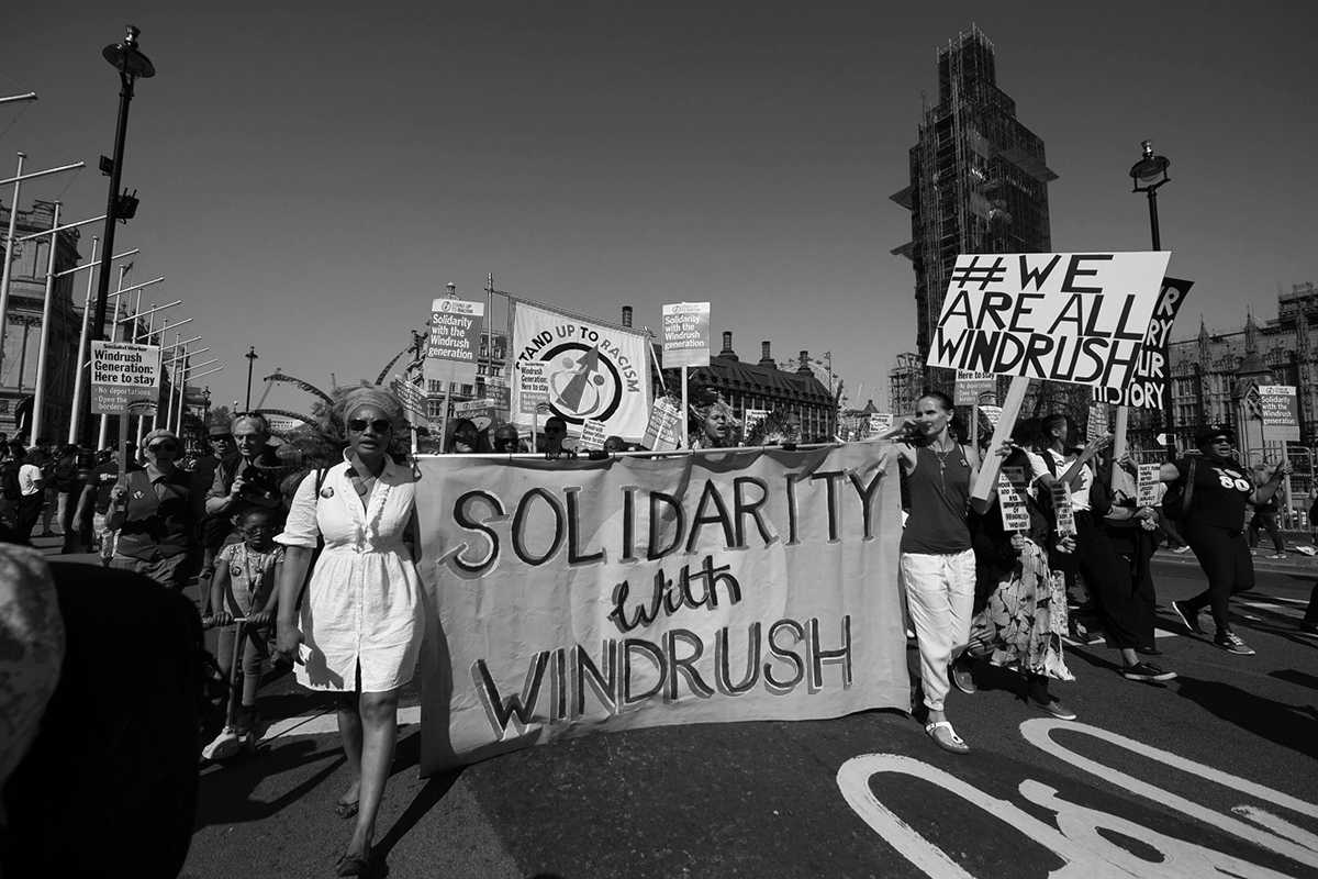 Windrush March